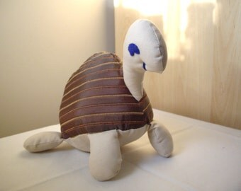 Tortoise soft toy - small