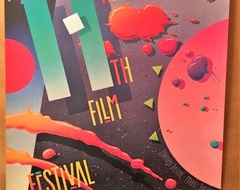 Poster of the Seattle International Film Festival