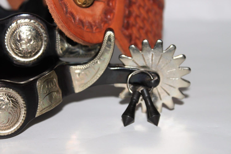 Old West Cowboy Relics, Collectibles, Spurs, Saddles