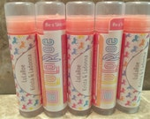 LuLaRoe.Unicorn,Lip Balm, 60,tubes, Chapstick, personalized, Label, Consultants, Thank you, Gifts, party, Business Cards, stickers, supplies
