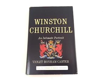 Winston Churchill: An Intimate Portrait, Violet Bonham Carter, 1965
