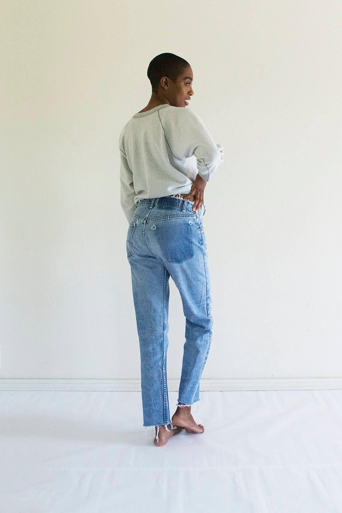 LEVI'S 505 High Waist Jeans size 29