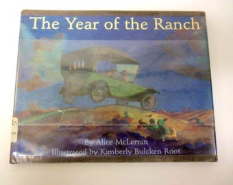 THE YEAR of the RANCH
