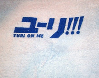 Yuri On Ice Dishtowel