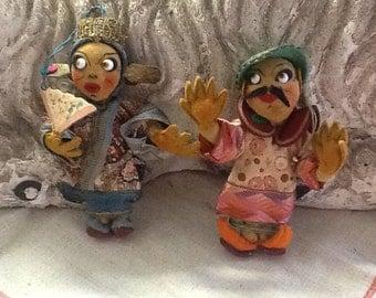Vintage Dolls from the Netherland Plaza Cincinnati