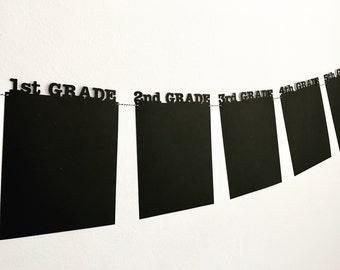 Graduation Photo Banner, High School Graduation, Graduation Photo Banner, Middle School Graduation Banner, College Graduation Banner, 8X10