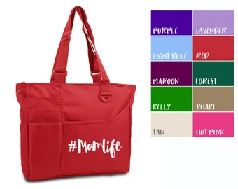 CLEARANCE SALE: Super Feature Tote Storage Bag Organization Mommy Momlife Diaper Bag