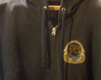 grateful dead/ EGYPT 78',jerry garcia ,, phish , bassnectar,  ZIP UP hooded sweatshirt