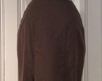 1980's Jacques Vert Skirt