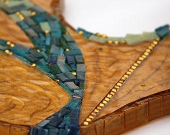 Abstract #1 (Glass Mosaic Wall Art)