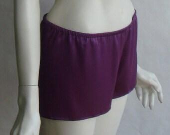 Sale!! Silk Shorts, 100% Silk