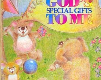 Personalized Children's Book - God's Special Gifts to Me (Ages 2-8)