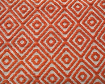 Upholstery Fabric Woven Fabric Yarn Dyed Geometric Home Decorating Fabric Sold by Yard