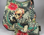 Zen Charmer CHARLA Over the Shoulder Purse and Geisha Wallet
