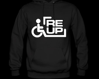 REUP™ Hooded sweatshirt