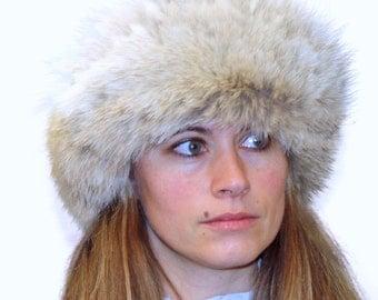 Glacier Wear Coyote Fur Headband