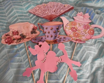 Fancy Nancy Photo Props