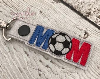 Soccer Mom Keychain - Bag Tag