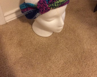 Jazzy Knotted Headband