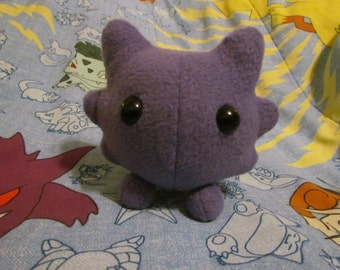 Chibi Haunter Plush - MADE TO ORDER