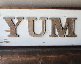 Yum Sign