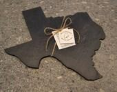 Texas Slate Cheeseboard -State Cheese Plate