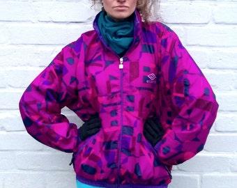 90s bomber jacket – Etsy
