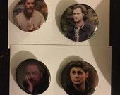 Supernatural mix buttons for natalie