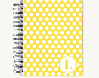 Weekly Grid Planner Plus Personalized    Family   Student   Academic   Business   Monthly Calendar   Agenda   Bound   Bold Dot