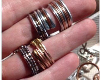 Woven Wire Band
