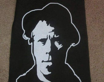 Tom Waits Back Patch - Print, Screen Print, Punk, Patch, Stencil, Art, Horror.
