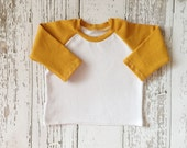 Raglan baby shirt,baby t shirt, baby boy clothes, raglan tee, baby clothes, baby shirts, raglan sleeve, infant shirt