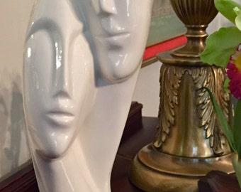 Man woman sculpture | Etsy