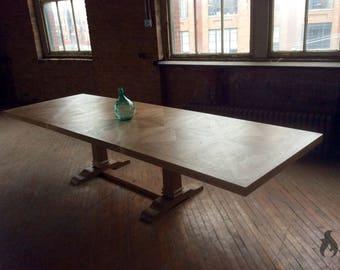 Millennium Park Extending Dining Table