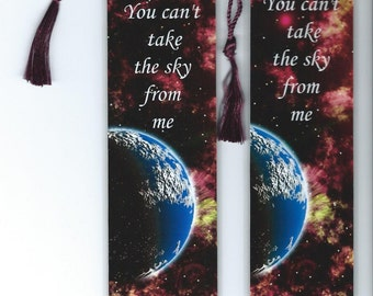 You Can't Take The Sky From Me, Set of 2