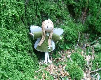 Fairy Bendy Doll - Forest Fairy Flower Fairy