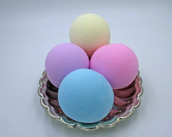 Bath Bombs, Bath Fizzies, Bath Oils, Bulk