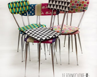 Le Formichine Vintage chairs- Table chairs