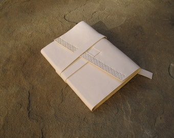Leather address book 21 x 14,5 cm  leather notebook journal leather sketchbook