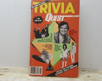 Trivia Quest No. 8, 1984, Hard to find