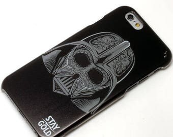 OVERSTOCK, Sale, Low Price,  Phone Case, Darth Vader Black Printed iPhone Case iPhone 5 2 Piece