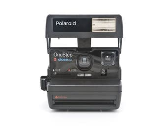 Polaroid OneStep Closeup - Film Tested Working Polaroid 600
