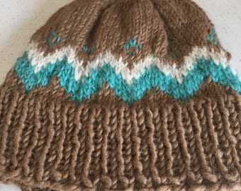 Icelandic Wool hat