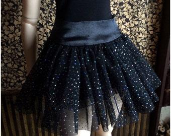 Black Sparkle Skirt (SD)