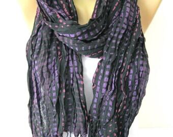 BiG SALE - Cotton Scarf ,Women scarves - fashion scarf - gift scarves -Shawl- Fashion Shawls
