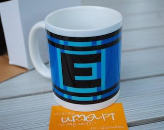 E-tank RockMan Megaman Cup Mug! etank
