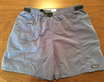 Retro 80s Patagonia Swim Trunks