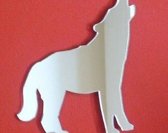 Alsatian Dog Mirror - 5 Sizes Available