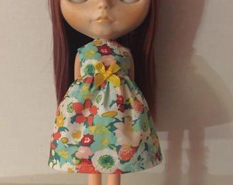 Dress for Blythe floral