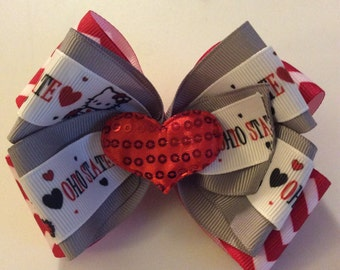 Ohio State Hello Kitty Boutique Bow